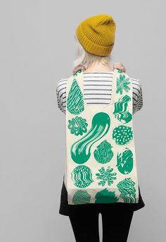 World Design Capital Helsinki 2012 Products by Kokoro & Moi , via Behance Shopper Bag, Tote Bag, Dora, Kokoro, Cotton Bag, Helsinki, Fashion Bags, Purses And Bags, My Style