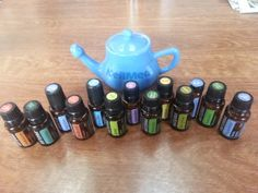 Getting relief from a Sinus Infection without OTC or prescription meds. http://www.mydoterra.com/olioditerra/