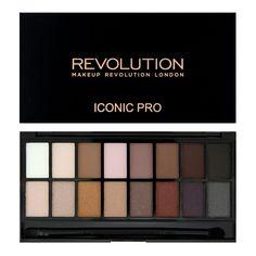 Iconic Pro 1 Palette - Eyeshadow Palette - EYES