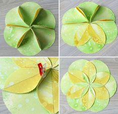 Sewing Fabric Flowers Learn how to sew fabric folded flowers with petals in ANY SIZE you