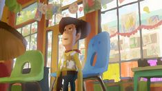 Toy Story 3 - Dice Tsutsumi Color Script, Neon Nights, Toy Story 3, Animated Cartoons, Environmental Art, Character Design References, Disney And Dreamworks, Cartoon Art, Light Colors