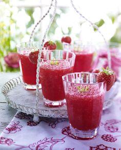 Unser beliebtes Rezept für Erdbeer-Cocktail und mehr als 55.000 weitere kostenlose Rezepte auf LECKER.de.