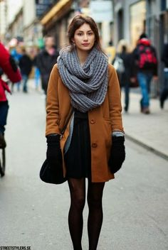 les anti-modernes*: foundations: the seasonal scarves guide