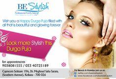Be Stylish Salon - Ad Design