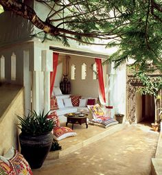 Kenya - Architectural Renovation and Interior Design by E. Claudio Modola