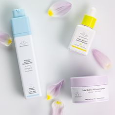 Drunk Elephant: non-toxic, skincare routine that stops aging-crazy free radicals in their tracks AND looks pretty, too. I just order Lala Retro Whipped Cream. I'm looking forward to trying it!