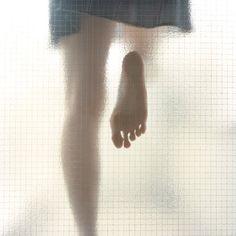 Go barefoot more often. * Mitsuko Nagone