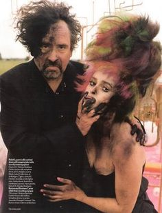 Tim Burton & Helena Bonham Carter