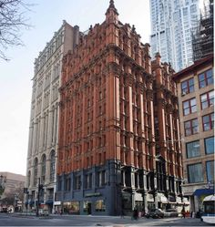 Thor is excited to announce our closing of the beautiful cooperative retail property at 36-38 Park Row! Located Downtown in the Financial District, the retail co-op includes 10,000 square feet of retail space, 6,000 SF of storage space, and 325' of frontage. Also known as the Potter Building, a landmarked building, 36-38 Park Row was built in 1882 and is architecturally historical. With the Thompson Hotel opening across the street in mid-2015, 36-38 Park Row is destined for prime retailers.