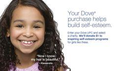 dove self esteem program for girls