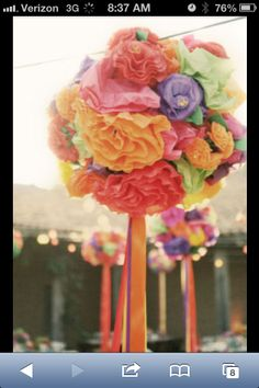 Mexican Wedding Decorations | Mexican theme | Wedding Ideas