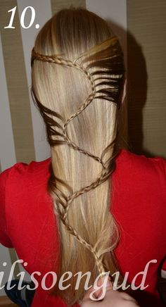 Hairstyles are very important for both men and women. A good hairstyle could entirely change your look and you can choose any hairstyle according to your likes or your face shape as well. Today the hairstyle I am sharing with all of you here, is one of the most beautiful hairstyles I have seen so ...