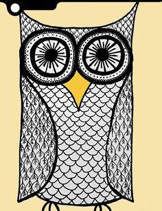 owl by eleveneleven