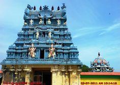 Mahendrapalli - Sri Thirumeni Azhagar Temple   மகேந்திரப் பள்ளி - திருமேனியழகர் திருக்கோவில்