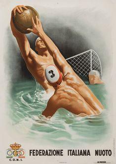 C.O.N.I. Federazione Italiana Nuoto, pallanuoto