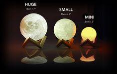 Magical Moon Lamp