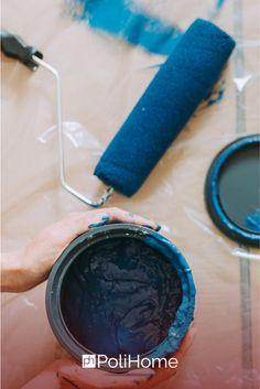 Το πιο έξυπνο τιπ για να μυρίζει υπέροχα το σπίτι σας όταν βάφετε! Affordable Bedding, Fine Linens, Color Of Life, Quilt Sets, Comforter Sets, Fresh, Paint, Decor, Tips