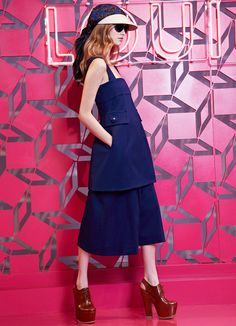 Louis Vuitton Resort 2013 - Review - Collections - Vogue