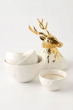 """Enchanted Buck Measuring Cups"" https://sumally.com/p/933016"