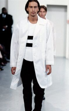 Helmut Lang Spring 1998 Ready-to-Wear Fashion Show