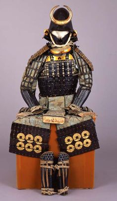 第17回 真田幸村の父、昌幸所用の具足 Samurai Helmet, Samurai Weapons, Samurai Armor, Arm Armor, Japanese Warrior, Japanese Sword, Battle Dress, Japanese Beauty, Japanese Culture