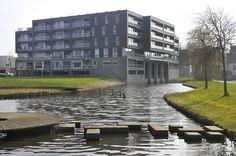 Seniorenwoningen, 55 plus woningen, huurappartementen, Starrenstaete galerijflat Voorschoten - Woonz