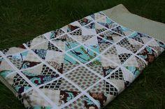 My QST quilt.