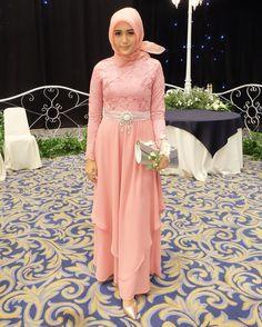 Kebaya Hijab, Kebaya Muslim, Bridesmaid Dresses, Wedding Dresses, Satin, Celebrities, Womens Fashion, Model, Instagram Posts