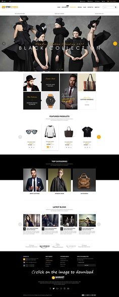 EtroStore is clean and modern design multipurpose responsive #Shopify theme for stunning #fashion store #eCommerce website with 18+ niche homepage layouts to download click on image.