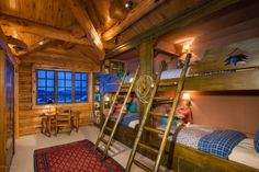 These 5 bunk beds from Coldwell Banker listings are double the fun!