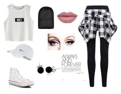 """""""Concert"""" by titi-reina on Polyvore featuring moda, Converse, Rains, NIKE y Bling Jewelry"""