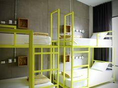 Lub D in Bangkok - a fantastic hostel!