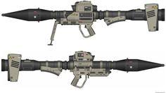 sci-fi carbine - Google Search
