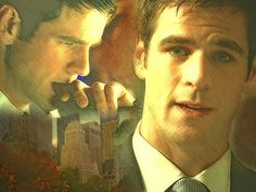 CSI:NY images Flack HD wallpaper and background photos Eddie Cahill, Chrysler Building, Detective, Hd Wallpaper, Hot Guys, York, Photos, Image, Police Officer