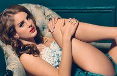Lana Del Rey - honeymoon single listen