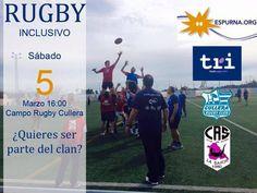 Salva la veu del Poble: Rugby Inclusivo Nuevo Entrenamiento te Lo Vas A Pe...