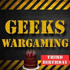 This weekend we are celebrating our third birthday.. without you lot out there this channel would not exist. So a big thank you to each and everyone of you #youtuber #youtubers #youtube #gamesworkshop #gamesworkshop30k #gamesworkshop40k #horusheresy #horus #heresy #geeks #geek30k #geeks40k #geekswargaming http://ift.tt/2uBkl5g