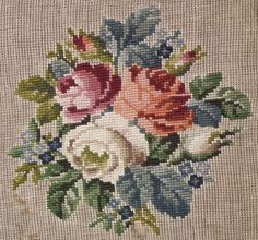 This Pin was discovered by Нат Small Cross Stitch, Cross Stitch Tree, Cross Stitch Borders, Cross Stitch Flowers, Cross Stitch Charts, Cross Stitch Designs, Cross Stitch Patterns, Biscornu Cross Stitch, Cross Stitch Embroidery