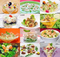 Fashion and Lifestyle Good Healthy Recipes, Vegetarian Recipes, Ensalada Rusa Recipe, Your Recipe, Seafood Dishes, I Foods, Salad Recipes, Good Food, Healthy Eating