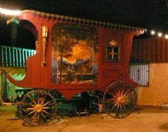 Gypsy wagons in Las Vegas