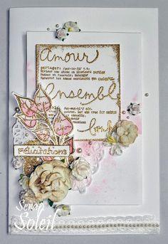 Une carte pour un mariage