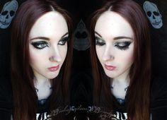 Blasphemous Girl http://www.makeupbee.com/look.php?look_id=71685