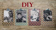 DIY – Mural de fotos e recados diferente!