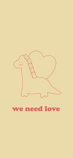 직접 그린 배경화면 : 러브 구다이노 : 네이버 블로그 Wallpaper Iphone Cute, Cute Wallpapers, Need Love, My Love, Memo Notepad, Wall Quotes, Cute Art, Quotations, Writings