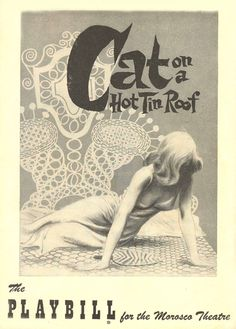 Cat on a Hot Tin Roof / 1955