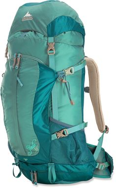 Gregory Jade 38 Pack - Women's, from REI. My hiking backpack for big hikes. For our week hiking trip