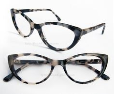 *Wicked Wendy* tortoise reading glasses in 50 something shades of dirty blue, deep red, brown and of course, grey ;)  Also available as eyeglass frames for your own RX <3