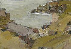 Ann Armitage  Porthcurno  26 x 18.5 cm