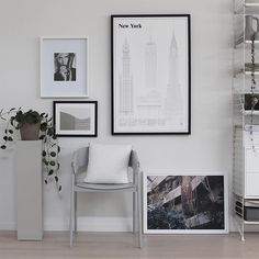 Grey & white styling @thedesignchaser