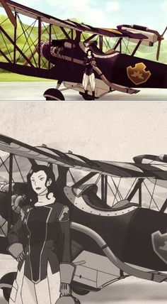The Legend of Korra: Asami